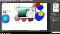 游戏美术绘画技巧CG绘画基础教程色彩的温度理解和运用