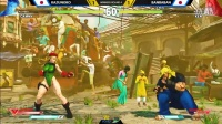 街霸5 KSB2016 - Kazunoko (Cammy) vs Banbaban (Ken)