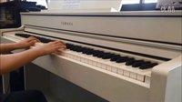 《夜的钢琴曲一》 YAMAHA CLP545|Roland HP504音色测评 BY 朝晖小公举