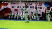 龙英跆拳道【加温努力 - 太极六章】培训
