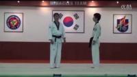 韩国【姜守知】跆拳道品势 - 热身运动