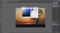 PS新手教程 PS入门教程  PS吸管工具与渐变工具的使用 PS教程  PhotoshopCC零基础到精通