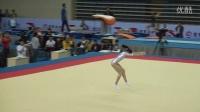 刘婷婷 Liu Tingting FX PT 2016 CHN Nationals Hefei