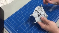 Andy's 制作万代 星球大战 雪地飞行艇 来自帝国反击战