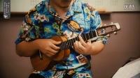【哈里里】ukulele艳阳乌克丽丽Bright Sun手工琴试音试听