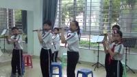 笛子训练视频:《快乐的小笛手》(2012年)
