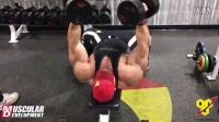 Dallas McCarver大重量胸肌训练