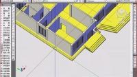 ★成才知心教育网★CAD建筑设计,CAD免费学习,AutCAD2010软件安装,AutoCAD室内设计实例课程第6课 创建餐厅立面图和剖面图-1