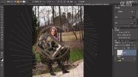 PS教程 PS进阶教程 PS自由变换小技巧画中画制作 photoshop教程