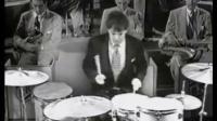 Buddy Rich %26 Eric Fischer Drum Battle - 1948