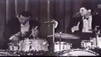 Buddy Rich %26 Jerry Lewis - Drum Solo Battle (1965)