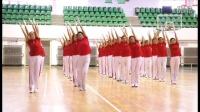 2014最新最流行的高清广场舞健身操-第五套佳木斯快乐舞步健身操完整示范
