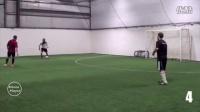 足球训练:三人传球能练些什么?