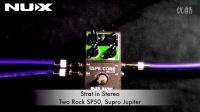 NUX Tape core deluxe磁带延迟效果器演示