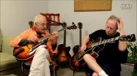 John Pisano & Barry Zweig at Eastman Guitars 9-14-11 (#2)