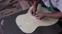 Eastman Guitars Factory - Rosette inlay