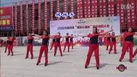"""2016扶沟""""珑园古镇杯""""健身舞大赛轻舞飞扬广场舞《大家一起来》"""