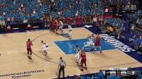 《NBA2K16》总决赛抢七加时险胜夺冠