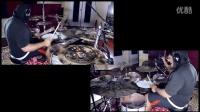 《超强演奏》金属鼓手Anup Sastry 超强演奏 Villain