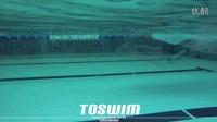 TOSWIM游泳训练板练习方法-单臂划水自由泳腿练习-泳镜侠Goggles Man出演