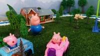 小猪佩奇救援托马斯小火车 托马斯和他的朋友们 粉红猪小妹 小猪佩佩 peppa pig 佩佩猪