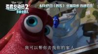 海底总动员2》曝中国版预告片 新朋旧友爆笑冒险