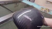 [水转印技术] 汽车改装内饰碳纤维水转印技术教程