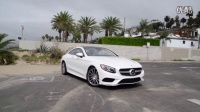 2016 Mercedes Benz S550 Coupe Review_高清