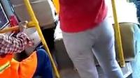 微信小视频:网友实拍公交MM背影杀手(151006)