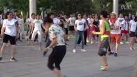 拉丁 广场舞26 - 北京 奥森公园 南门外 160529
