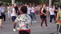 拉丁 广场舞27 - 北京 奥森公园 南门外 160529