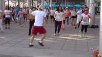 拉丁 广场舞22 - 北京 奥森公园 南门外 160529