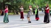 紫竹院广场舞——草莓姑娘