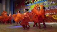 镇雄塘房中心学校 2016年儿童节 舞蹈《永远的映山红》