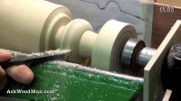 6 of 23 • Wood Routers- How To Make A Jig To Route A Tapered Fluted Leg