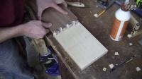 木工世界 燕尾榫镶嵌工艺 How to make Inlay Dovetails
