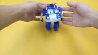 韩国 变形警车珀利系列 会变形的珀利 迪士尼 玩具