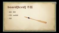 巧记单词 第一片【赵铁夫讲英文】