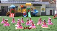 礼县白河镇幼儿舞蹈《小宝贝》
