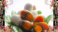 邓家广安盐皮蛋宣传图册欣赏 小平故里特产广安旅游美食