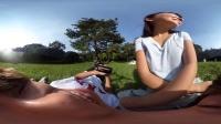 【VR360】头枕美女大腿体验