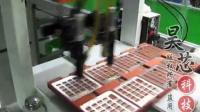 深圳市昊芯科技双头外壳点胶自动点胶机点胶视频