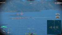 【战舰世界】AZ解说战舰五分钟系列第一集 炮术基础之看烟识航速