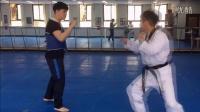 跆拳道品势【应用技巧】教学
