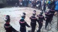 革族芦笙舞雀鸟苗年节芦笙比赛_