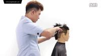 AngelAngle美发教学   明星发型系列   余文乐