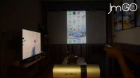坚果P2与手机同屏教程