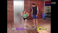 10分钟健身 04 - 全身锻炼1(10 Minute Trainer_total body)