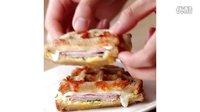 【大吃货爱美食】极简美食:四种简单好做的别致松饼 160621