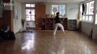 跆拳道品势训练【加温努力 - 太白】1